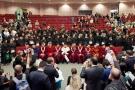 Wręczenie dyplomów English Division II Wydziału Lekarskiego