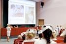 Uroczystość czepkowania położnych – absolwentek Wydziału Nauki o Zdrowiu