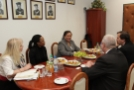 Wizyta gości z Botswany