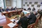 Spotkanie z Członkami Uniwersyteckiej Komisja ds. Jakości Kształcenia na Kierunku Lekarskim (KRAUM) 01.jpg