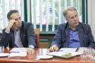 Spotkanie z Członkami Uniwersyteckiej Komisja ds. Jakości Kształcenia na Kierunku Lekarskim (KRAUM) 02.jpg