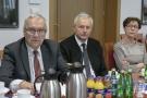 Spotkanie z Członkami Uniwersyteckiej Komisja ds. Jakości Kształcenia na Kierunku Lekarskim (KRAUM) 04.jpg