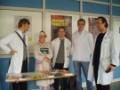 """Akcja SKN """"Alveolus"""" promująca Światowy Dzień Rzucania Palenia"""