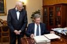 Podpisanie umowy z McGill University