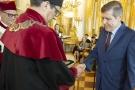 Promocja doktorów habilitowanych i doktorów nauk z roku akademickiego 20182019 I WL HC Kasprzak 16.jpg