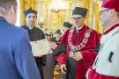 Promocja doktorów habilitowanych i doktorów nauk z roku akademickiego 20182019 I WL HC Kasprzak 38.jpg
