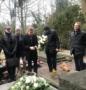 spotkanie przy grobach Ojców Założycieli I Kliniki Kardiologii 1.jpg