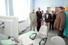 Otwarcie zmodernizowanych Zakładów w Szpitalu Dziecięcym