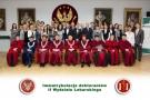 Immatrykulacja doktorantów II Wydziału Lekarskiego