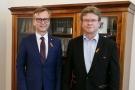 Spotkanie z Prezesem Polskiego Towarzystwa Stwardnienia Rozsianego [05].jpg