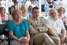 Uroczystość zakończenia stanu surowego budowy Szpitala Pediatrycznego WUM