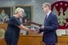 Spotkanie w Sali Senatu-18, Fot. Jarosław Oktaba Dział Fotomedyczny WUM.jpg
