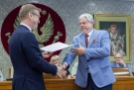 Spotkanie w Sali Senatu-8, Fot. Jarosław Oktaba Dział Fotomedyczny WUM.jpg