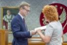 Spotkanie w Sali Senatu-10, Fot. Jarosław Oktaba Dział Fotomedyczny WUM.jpg