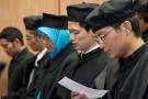 Rozdanie dyplomów English Division