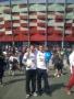 Studenci WUM - uczestnicy Półmaratonu, Fot. AZS WUM