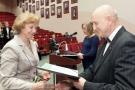 Wręczenie nagród JM Rektora za 2012 rok