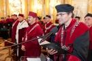 Uroczysta promocja II Wydziału Lekarskiego na Zamku Królewskim