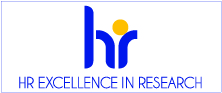 Banner directing to the Hr Excellence in Research site