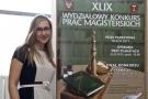 Konkurs prac magisterskich – Finał Konkursu Farmacja