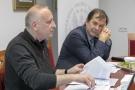 Spotkanie z Członkami Uniwersyteckiej Komisja ds. Jakości Kształcenia na Kierunku Lekarskim (KRAUM) 03.jpg