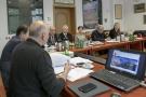 Spotkanie z Członkami Uniwersyteckiej Komisja ds. Jakości Kształcenia na Kierunku Lekarskim (KRAUM) 05.jpg