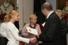 Wręczenie dyplomów najlepszym studentom oraz sportowcom