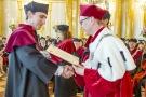Promocja doktorów habilitowanych i doktorów nauk z roku akademickiego 20182019 I WL HC Kasprzak 31.jpg