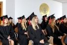 Uroczyste zakończenie studiów licencjackich na kierunku techniki dentystyczne i higiena stomatologiczna