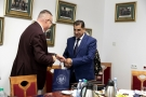 Przedstawiciele Ambasad Republiki Iraku gośćmi WUM