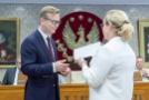 Spotkanie w Sali Senatu-3, Fot. Jarosław Oktaba Dział Fotomedyczny WUM.jpg