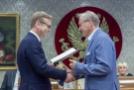 Spotkanie w Sali Senatu-7, Fot. Jarosław Oktaba Dział Fotomedyczny WUM.jpg