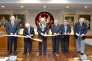 Otwarcie Sali Senatu po modernizacji