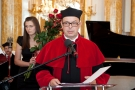 Profesor Janusz Woytoń Doktorem Honoris Causa naszej Uczelni